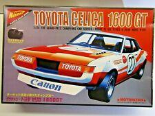 Nichimo Vintage 1:24 Scale Toyota Celica 1600 GT Model Kit New Rare Motorisable