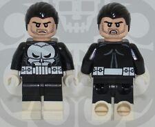 LEGO THE PUNISHER Classic Custom PAD PRINTED Super Heroes MARVEL Comics