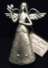 NEW Pewter Faithful Angel of MIRACLES Figurine by Ganz