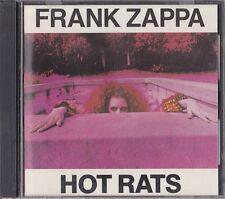 Frank Zappa Hot Rats CD 1987 Rykodisc 10066 RCD 10066 Japan Ver.Very Rare