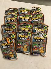 The Trash Pack Dog Tags And D-Ring, Lot Of 100 Packs For Backpack Hangers + More