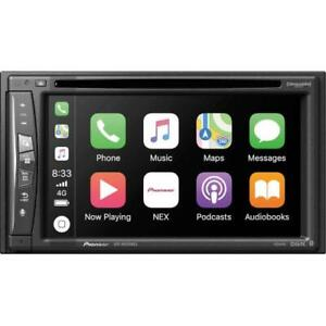 """Pioneer 6.2"""" Flagship In-Dash Navigation AV Receiver with Apple CarPlay (AVICW65"""