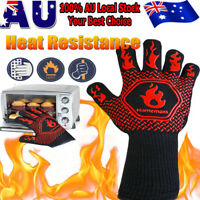 2xHOMEMAXS Extreme Heat Resistant Gloves BBQ Grilling Cooking Oven Gloves 1472℉