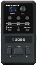 Boss Pocket GT Amplificatore e effetto Processore Enjoy Your Session su Youtube