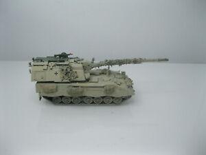 Roco Minitanks -H0 1:87-  Bundeswehr Panzerhaubitze 2000 - wüstentarn gesupert G