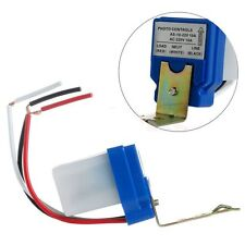 Light Light Photocell Control Auto 12V 10A Sensor Switch Photoswitch Automatic