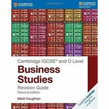 IGCSE® and O Level Business Studies Revision Guide (Cambridge International IGCS