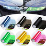 Car Headlight Taillight Fog Light Sticker Tint Protector Film Vinyl Wrap Decals
