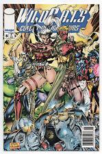 WILDC.A.T.S. #5   Vol. 1   Jim Lee   Newsstand UPC Variant   RARE   1993   NM