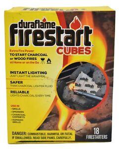 Duraflame Firestart Cubes (18 ct. Firestarters)