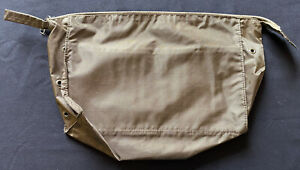 German Army Multi Compartment Olive Green Wash Kit Bag