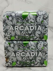 2x New Beekman 1802 Arcadia Goat Milk Soap 9 oz Each PLEASE READ!!