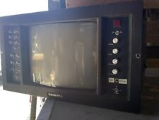 """Vintage Videotek VM-12PRO 13"""" Professional Color Monitor"""