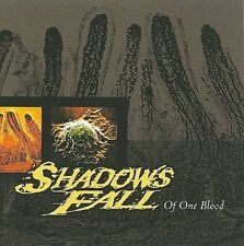 SHADOWS FALL - Of One Blood- CD -Original Recording Remastered -BRAND NEW-SEALED