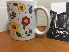 Posies Floral Mug Coffee Cup Betallic, LLC 209840