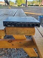 Audio control equalizer three.1