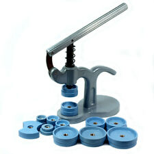 Watchmaker Tool Watch Press Set Back Case Closer Crystal Glass Fitting 18 - 50mm