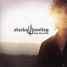 Long Trip Alone by Dierks Bentley (CD, Oct-2006, Capitol/EMI Records)