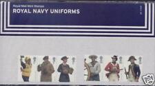 GB 2009 ROYAL NAVY UNIFORMS STAMP PRESENTATION PACK