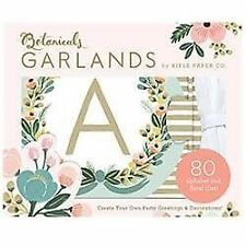 Botanicals Garlands: Rifle Paper Co. by Rifle Paper Co. (English)