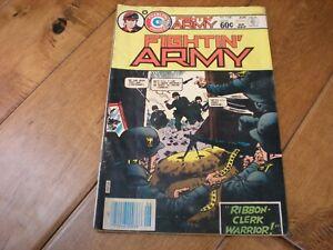 Fightin Army #158 (Jun 1982) Charlton Comics