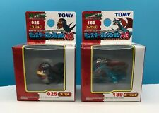 """Pokemon Tomy 2"""" Figures, Authentic, Vintage, Advanced, Salamence, Taillow Sealed"""