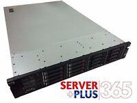 HP ProLiant DL380 G7 16-Bay server, 2x 3.06GHz 6-Core, 128GB RAM, 8x 146GB 15K