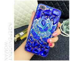 Google Pixel 3 XL/SONY XA3/L2 Bling Diamond Crystal Rhinestone PC+TPU Case Cover