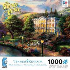 CEACO THOMAS KINKADE MOVIE CLASSICS PUZZLE THE SOUND OF MUSIC 1000 PCS #3357-4