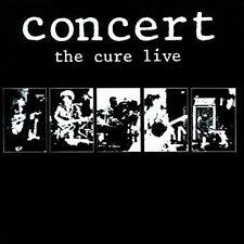 The Cure/concert - Live(fiction 823 811-2) CD Album
