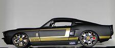 Ford 1 Mustang 1967 GT 18 Concept 64 Sport Car 24 Vintage 40 Carousel Black 12