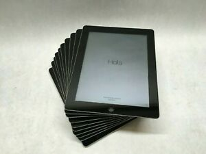 Lot of 10 - Apple iPad 4th Generation 16GB WiFi Tablet A1458