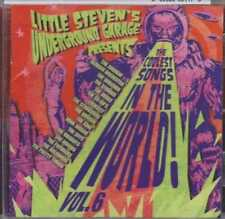 Little Steven's Underground Garage Presents: The Coolest Songs in the NEW CD
