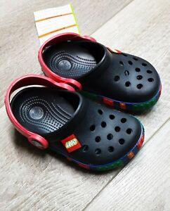 LEGO Crocs Shoes Boys' Kids Size 10/11