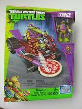 Mega Bloks - Donnie Pizza Buggy - Teenage Mutant Ninja Turtles Block set