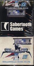 UFS CCG Soul Calibur III Soul Arena Booster Pack Display MINT