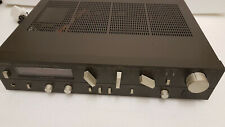 SU-V5 Vintage Technics Stereo Integrated Amplifier Working
