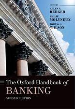 The Oxford Handbook of Banking, Second Edition (Oxford Handbooks),