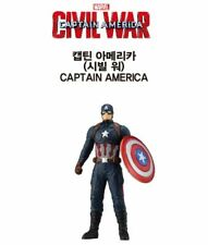 Takara Tomy Marvel Avengers Captain America Civil War Metal Figure Collection51g