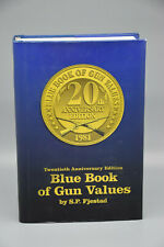 Rare Blue Book of Gun Values, 1981, Signed Limited Edition 14/400 w Dust Cover