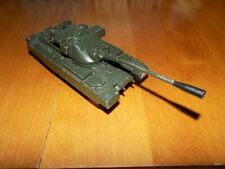 CORGI CHIEFTAIN MEDIUM TANK MADE IN HONG KONG Vintage Diecast Classic Metal Toy