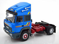 Iveco Turbo Star 1988 blau AUF ACHSE LKW  Road Kings 180072 1:18 Modell