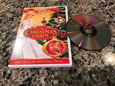 Barbie In A Christmas Carol DVD!