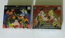 2x Dragon Ball Z Booster Box Vengeance / Movie Collection DBZ Panini 48 Packs
