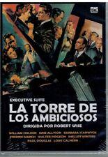 La torre de los ambiciosos (Executive Suite) (DVD Nuevo)