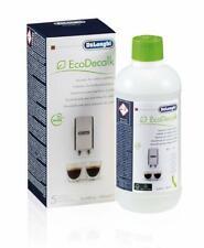 Decalcificante naturale per macchine da caffè, 500 ml, 5 utilizzi, Ecodecalk