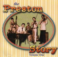 The Preston Story. Vol.1. CD Rockabilly. Canetoad Records. Brand New