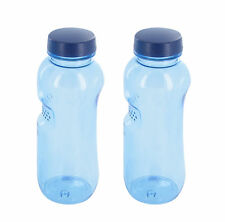 2 x 0,5L Trinkflasche Wasserflasche ausTritan (BPA frei) Flasche