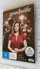 The Good Wife : Season 1 (DVD, 6-Disc Set) R-4, LIKE NEW, FREE POST IN AUSTRALIA