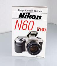 158297 NIKON N60 F60 MAGIC LANTERN GUIDE N 60 N-60